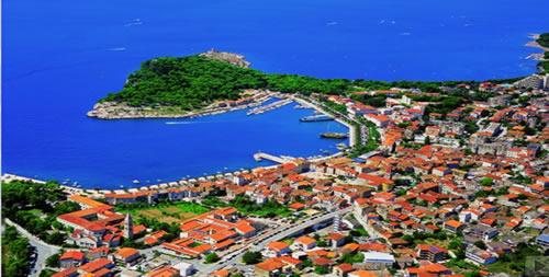 фото макарска хорватия